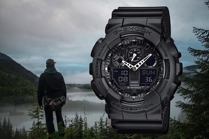 Zegarek survivalowy