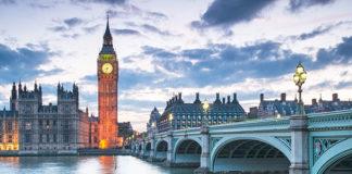 Podróże po Europie - pociągiem z Paryża do Londynu