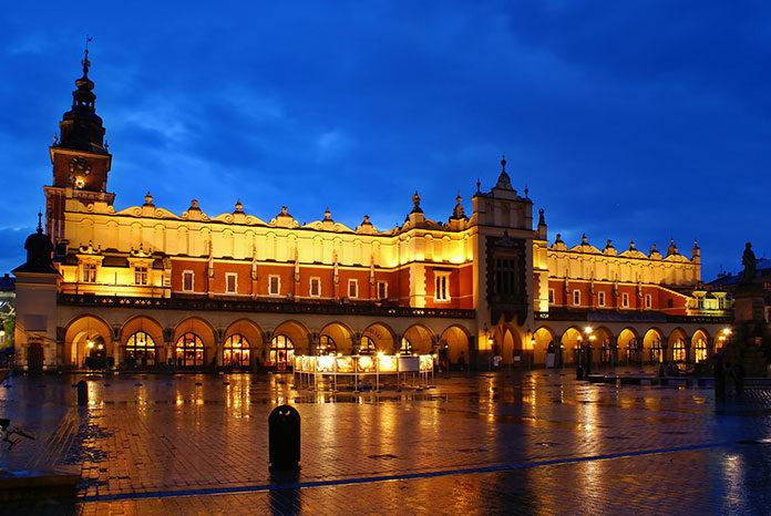 Pomysły na randkę w Krakowie