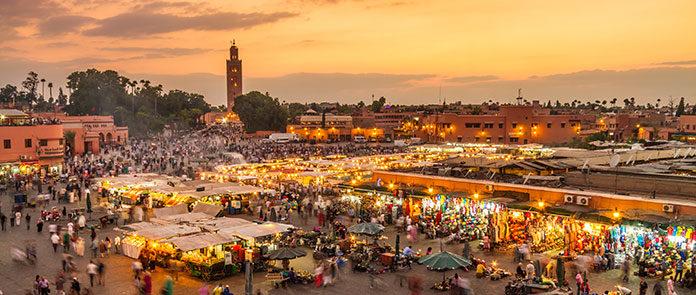 Podróż do Maroka na własną rękę