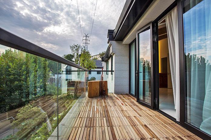 Okna aluminiowe w polskich domach