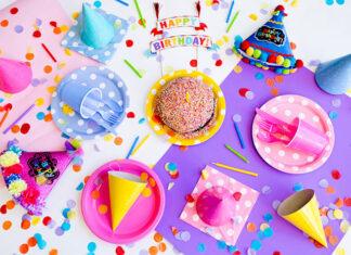 Przekąski na urodziny